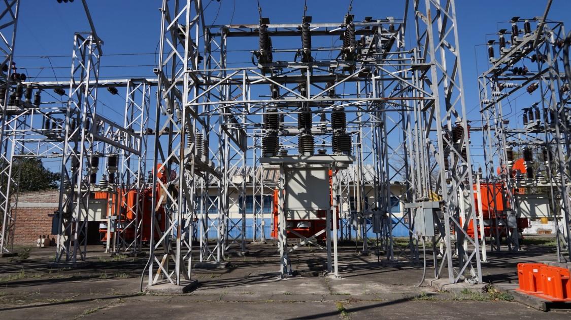 Об'єкти енергетичної інфраструктури