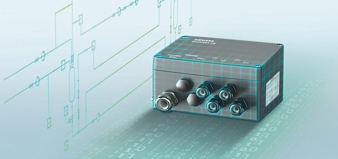 Ny junction box til Siwarex-vejesystemer