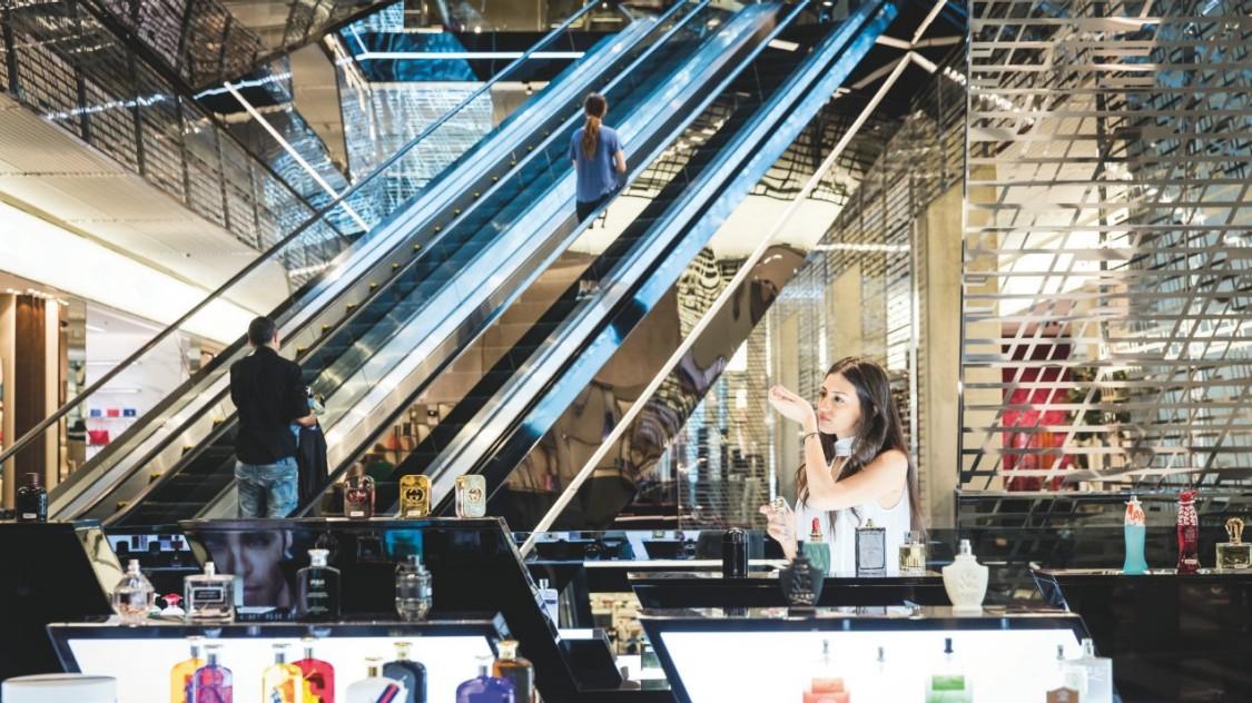 Schutz von Kunden und Mitarbeitern in Einkaufszentren