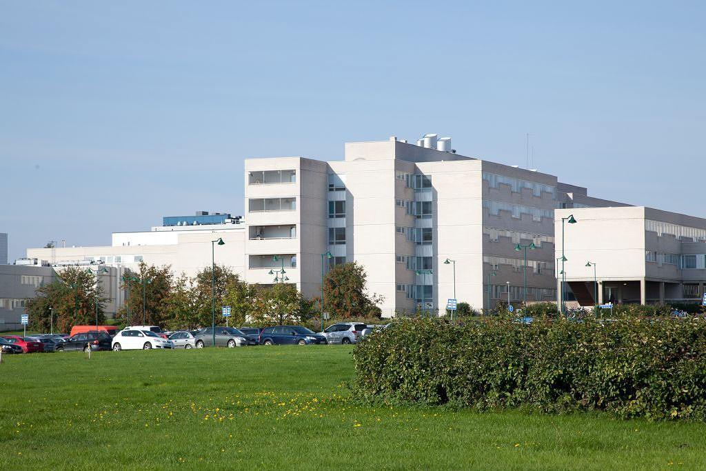Smart sjukhus i Finland