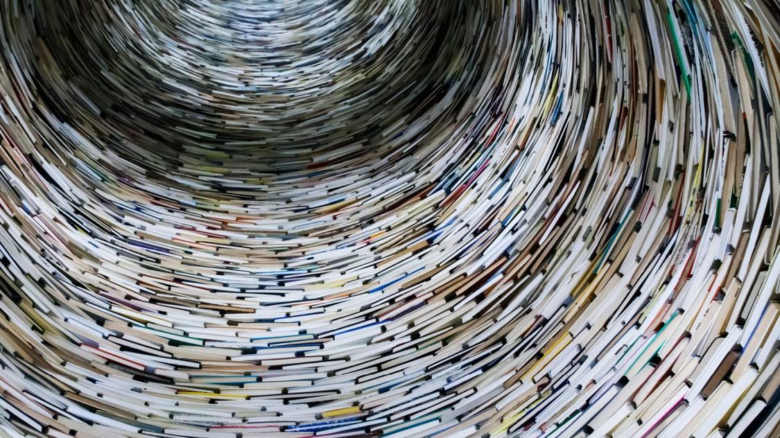 Як бібліотека змінила життя цієї жінки