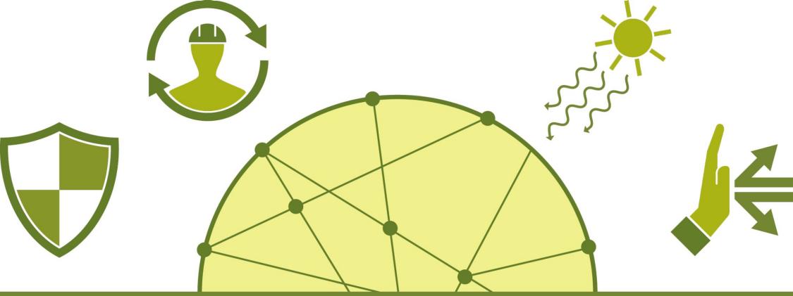 Фізичні параметри стійкості мереж електропостачання