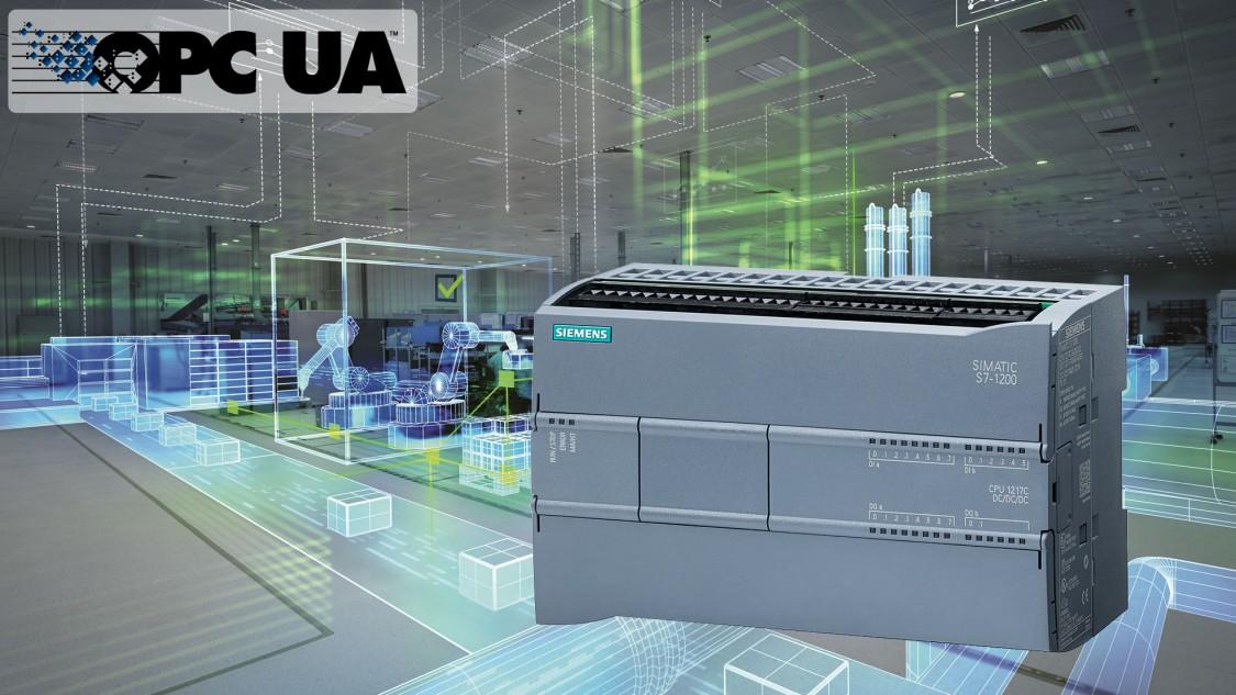 SIMATIC S7-1200 und OPC UA