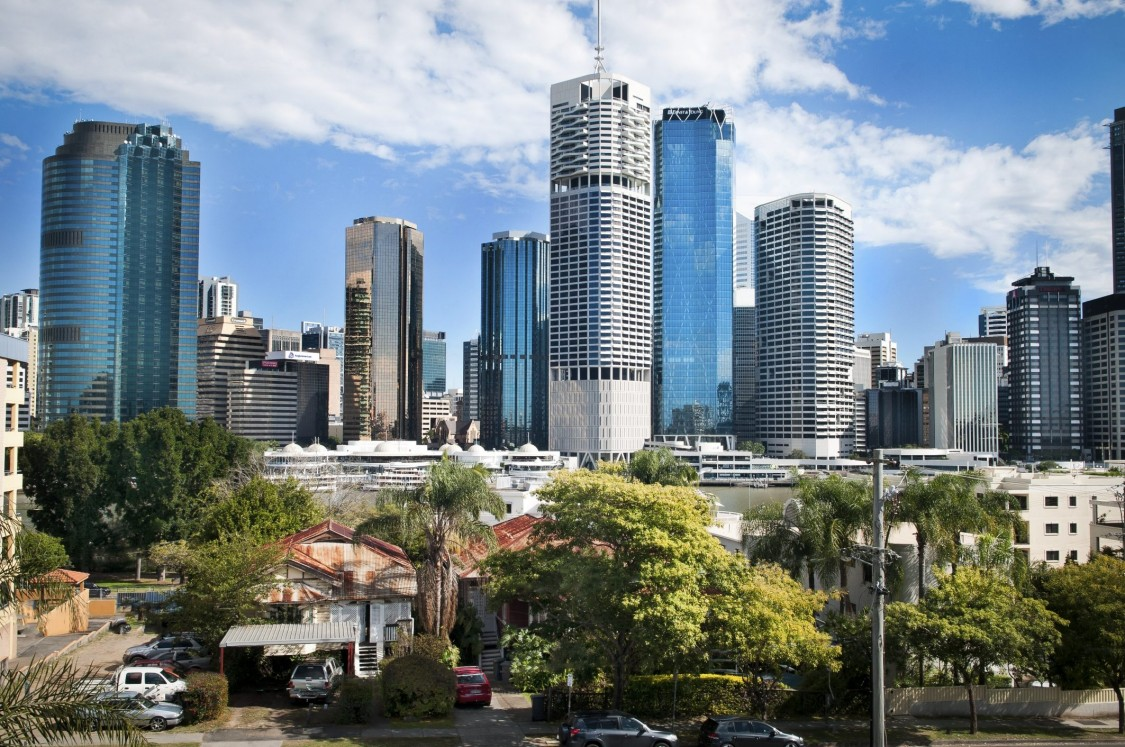 Urbanisation in Australia and New Zealand