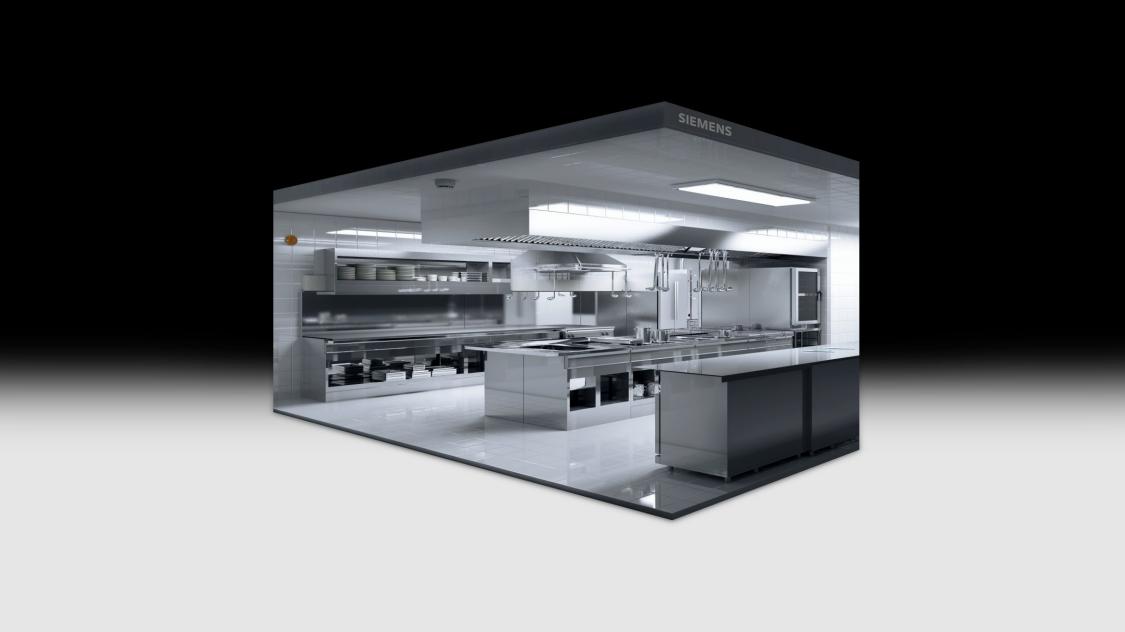Противопожарная защита кухонь