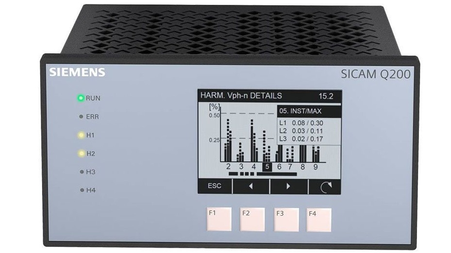 Power Quality Recorder Q200