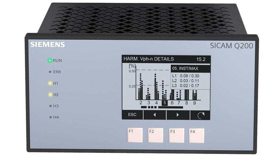 Power Quality Recorder Q200