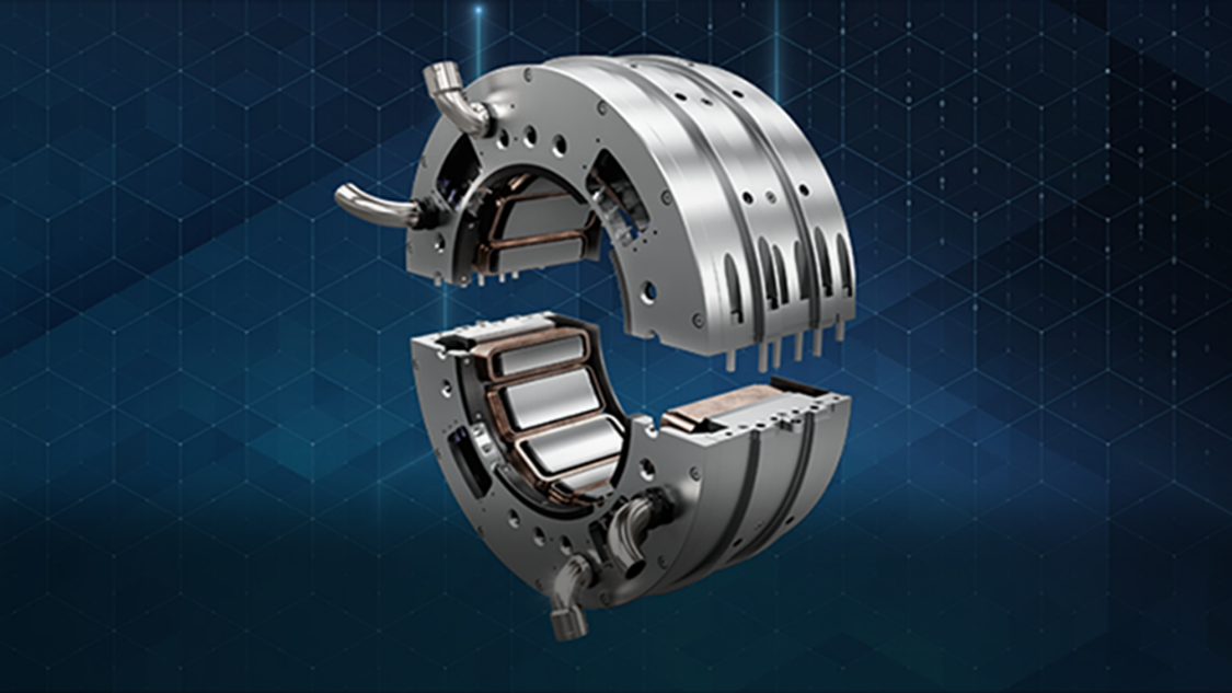 SIMOTICS Active Magnetic Bearing-Technology