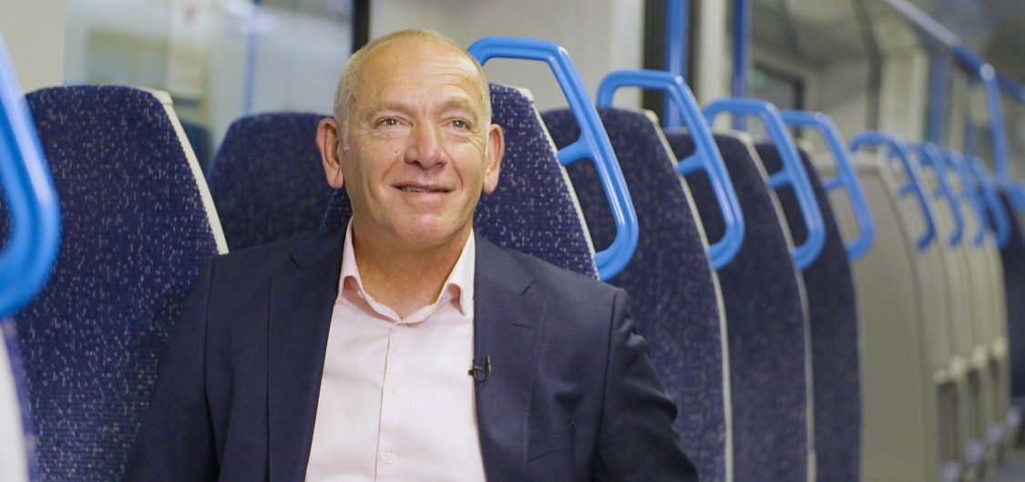 Patrick Verver of Govia Thameslink Railway on the advantages of Railigent.