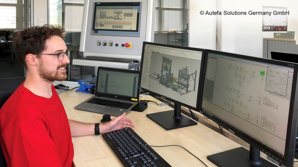 Seamless software chain - Simulation and digital twin make product and process development easier
