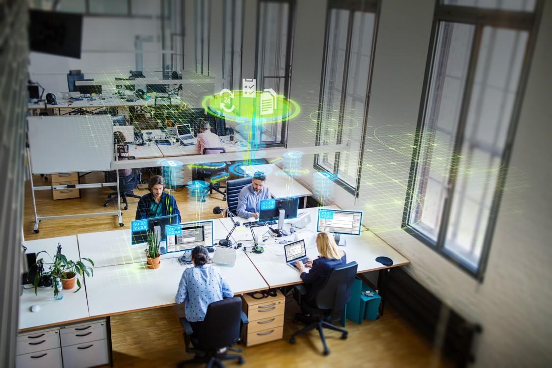 Absatzfinanzierung - Bürotechnik und IT