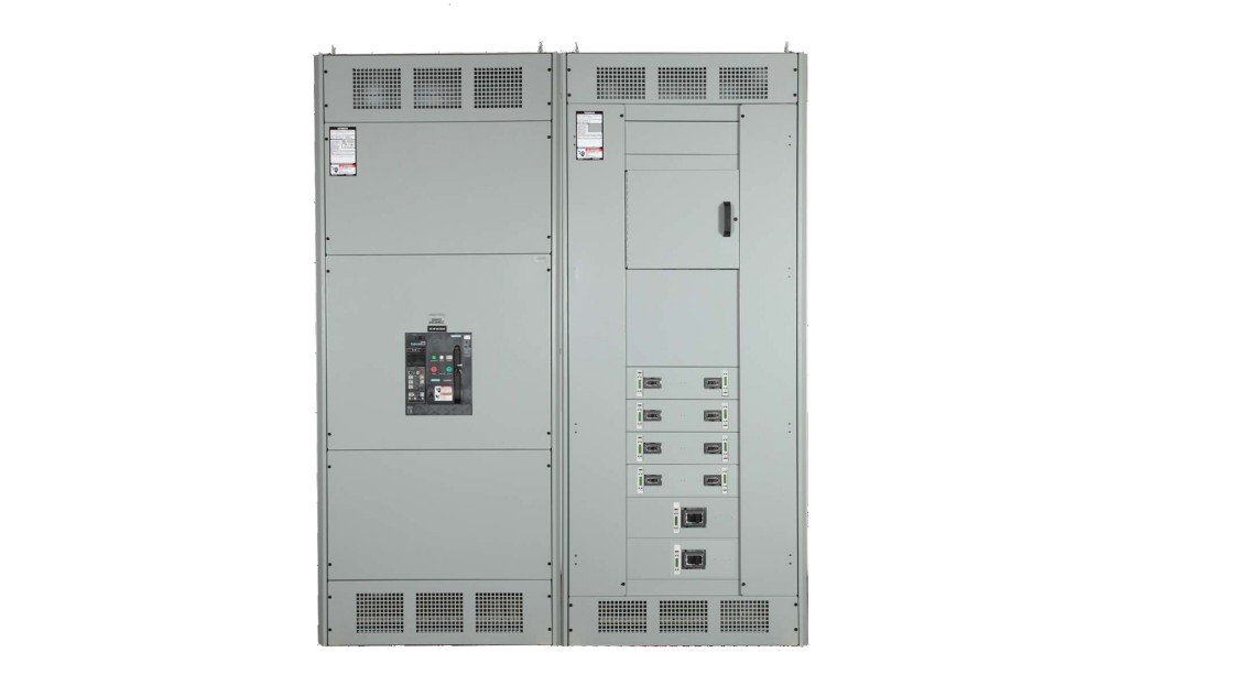 image of distribution switchboard and panel board