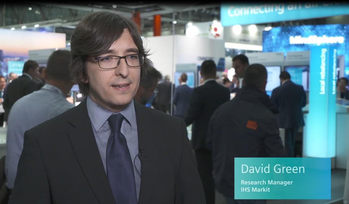 Digitale onderstations - David Green, Research Manager bij IHS Markit geeft uitleg