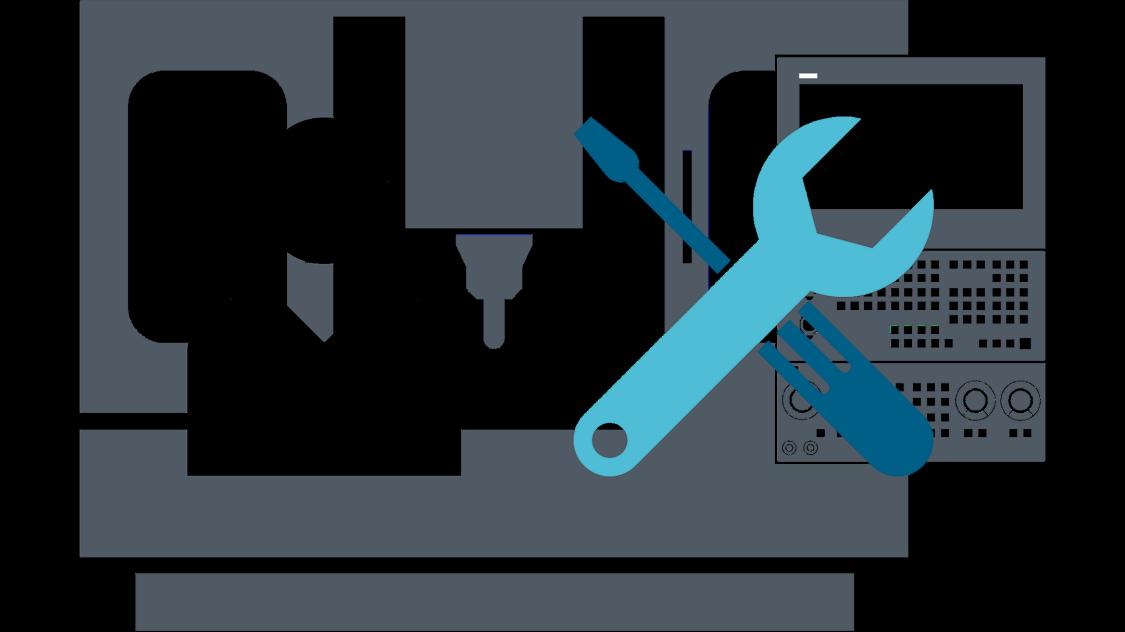 sinumerik cnc machine tool support USA - field service
