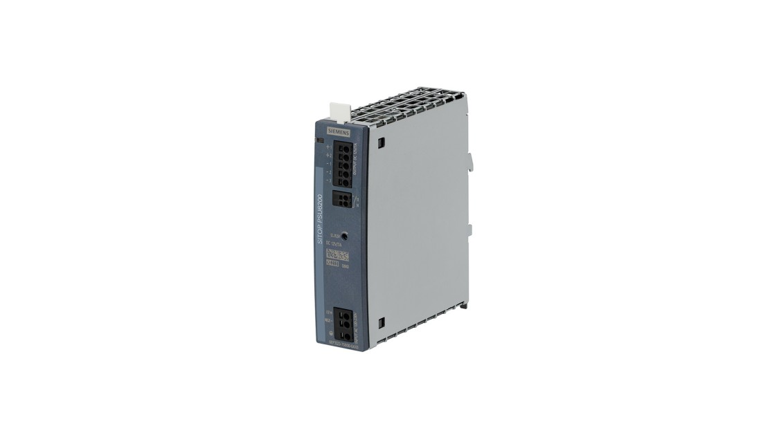 SITOP PSU6200, 1-phase, 12 V DC/7 A, 6EP3323-7SB00-0AX0