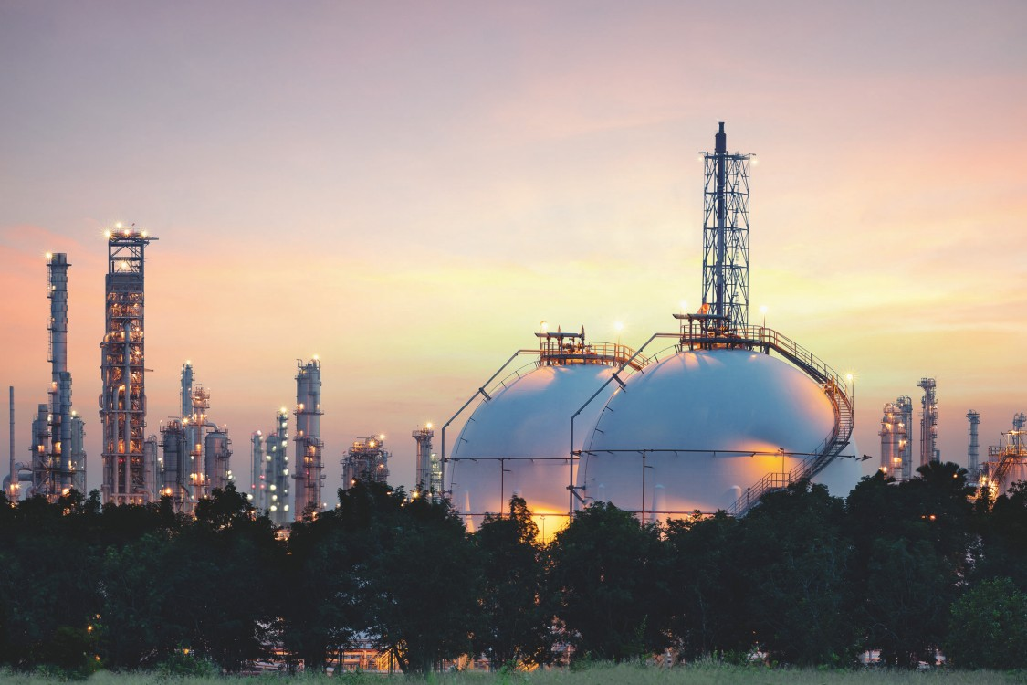 Downstream solutions for oil and gas - USA