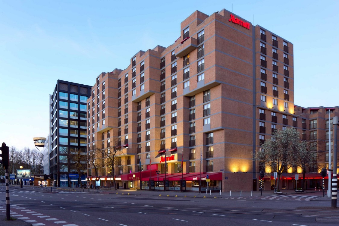Marriott Hotels, Europe