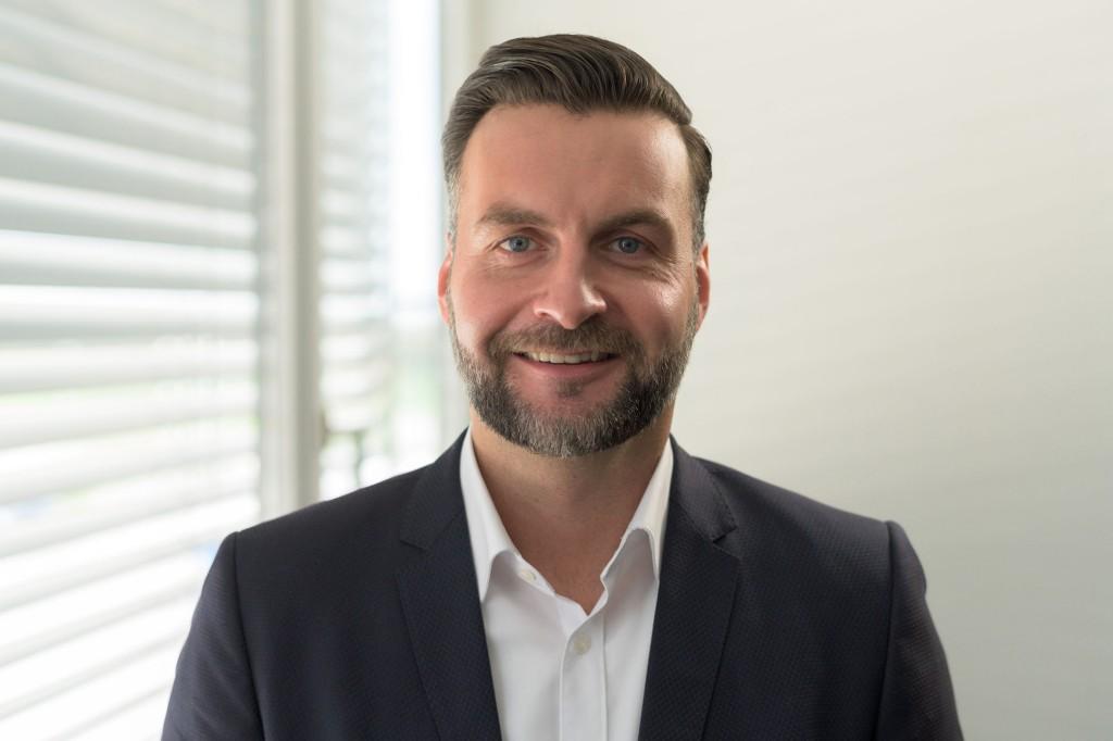 Ricardo Radowski, Director Business Development bei Hagemeyer Deutschland.