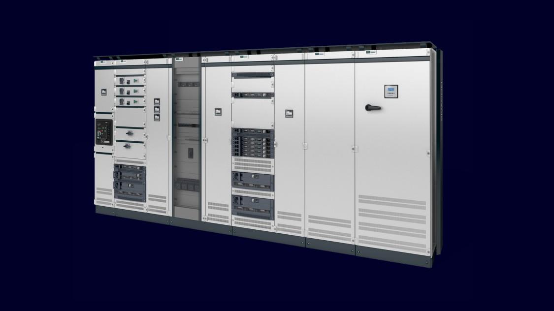 Низковольтные распределительные шкафы SIVACON S8