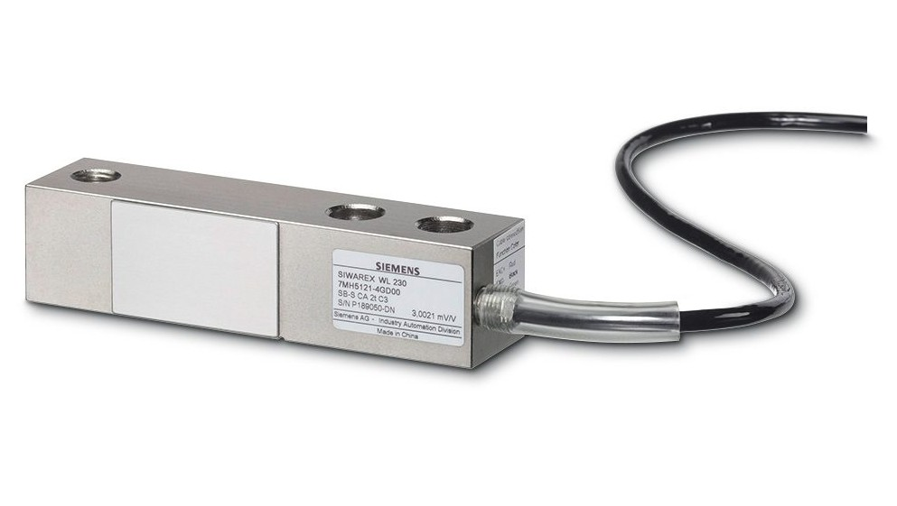 USA - Shear beam Load Cell SIWAREX WL230 SB-S CA