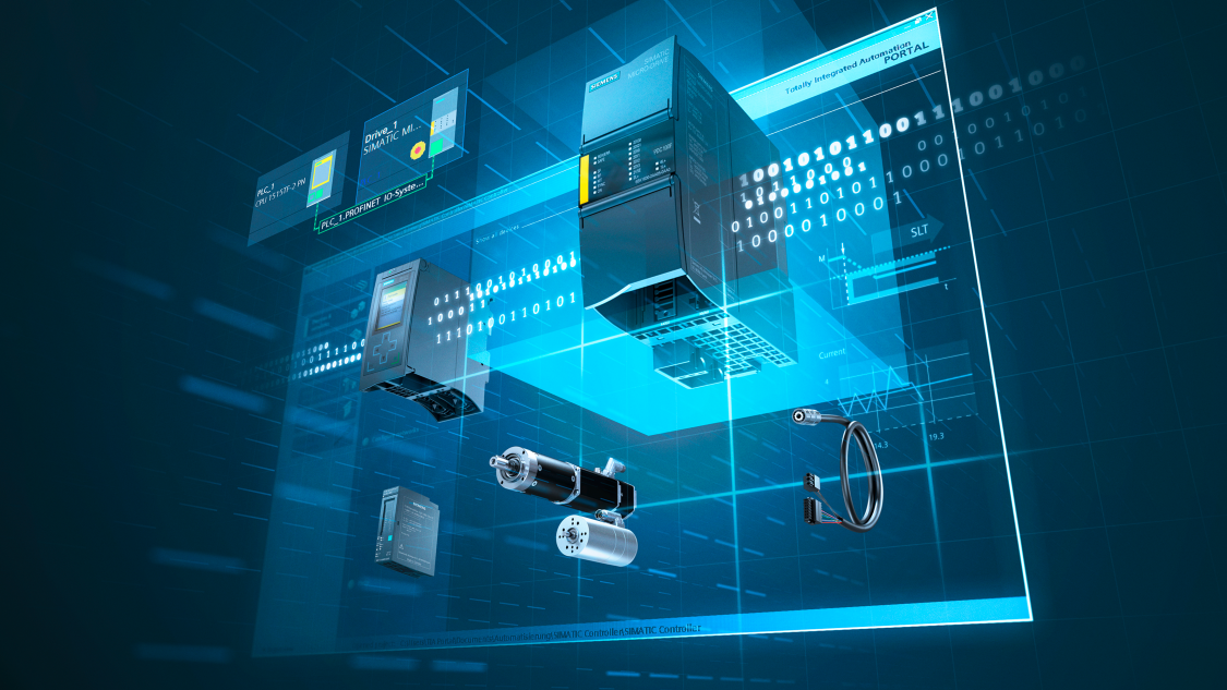 Key visual SIMATIC MICRO-DRIVE