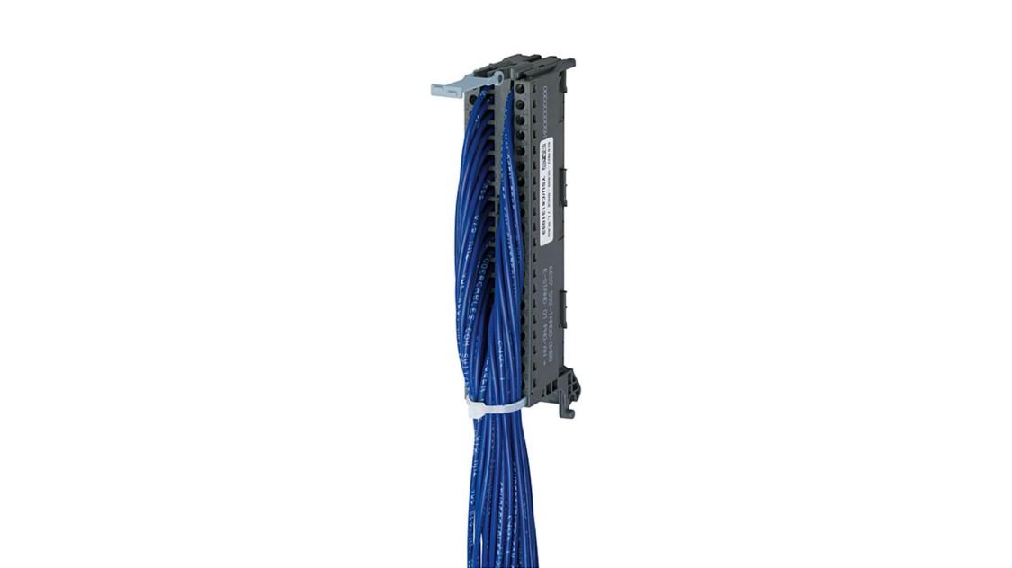 Фронтальні з'єднувачі/одножильні кабелі, SIMATIC TOP connect - гнучке з'єднання