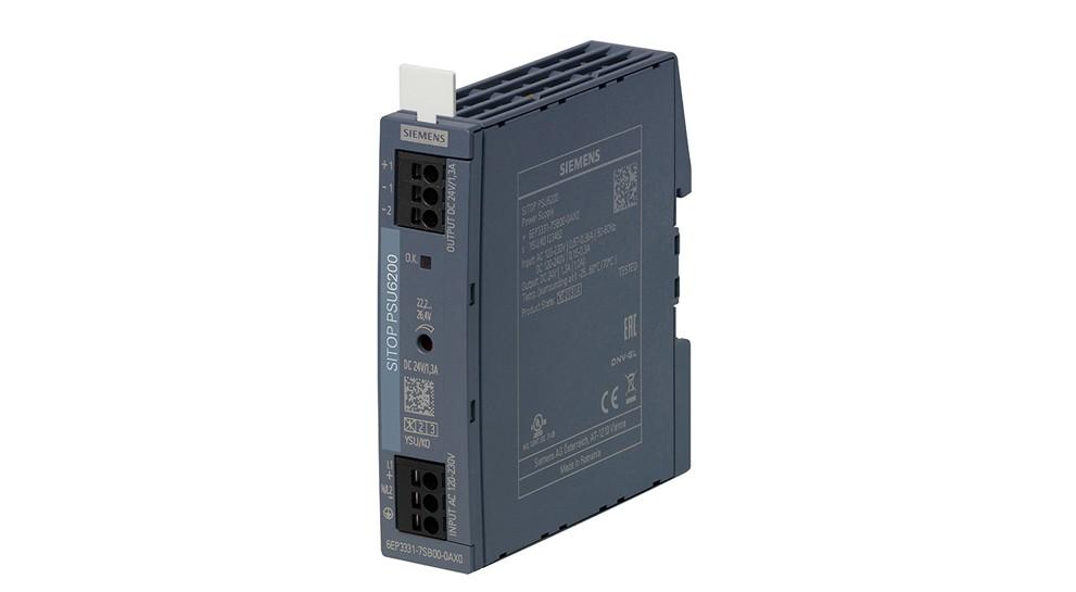 SITOP PSU6200, 1-phasig, DC 24 V/1,3 A, 6EP3331-7SB00-0AX0