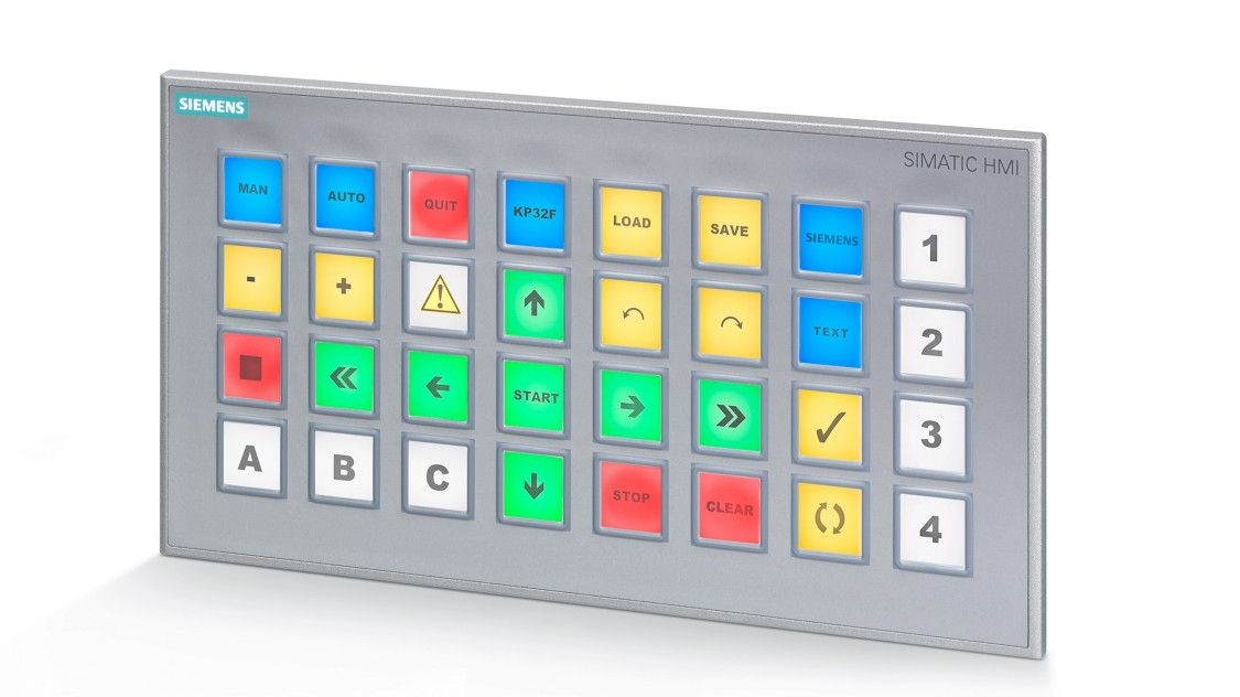 SIMATIC HMI Key Panels
