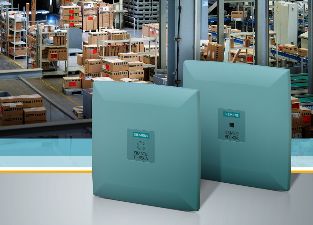Adaptive RFID antenna improves flexibility and reliability in production and logistics
