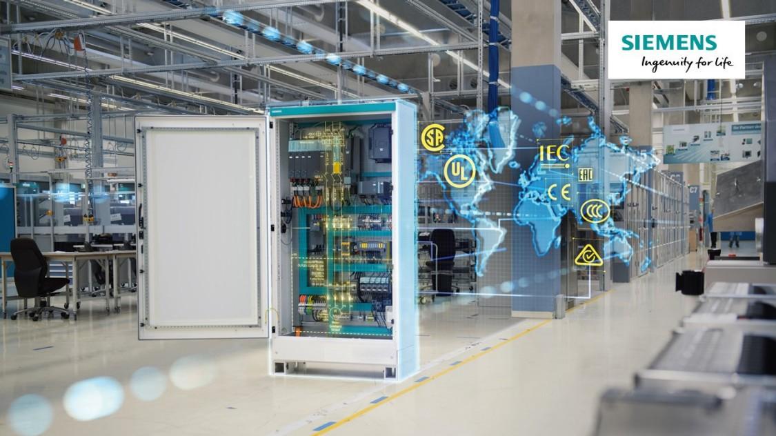 Industrial Control Panel Design and Engineering | Siemens
