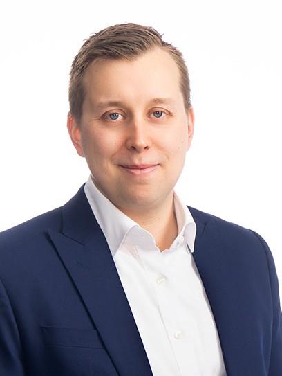 Jussi Pölönen, SVI Group
