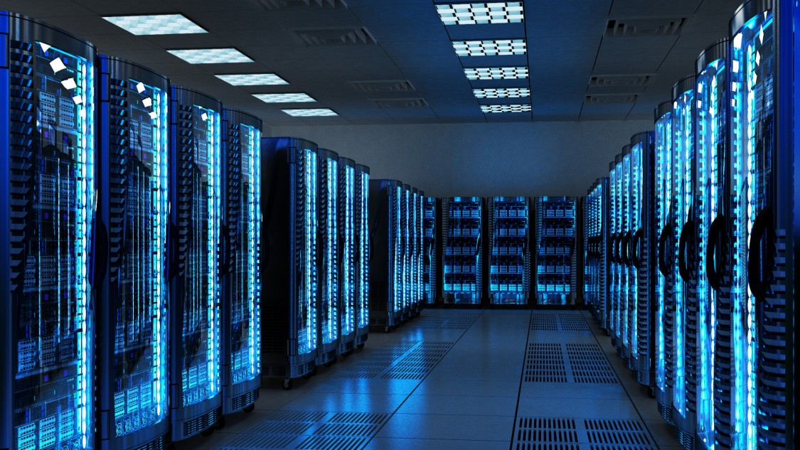 Physical security for data centers