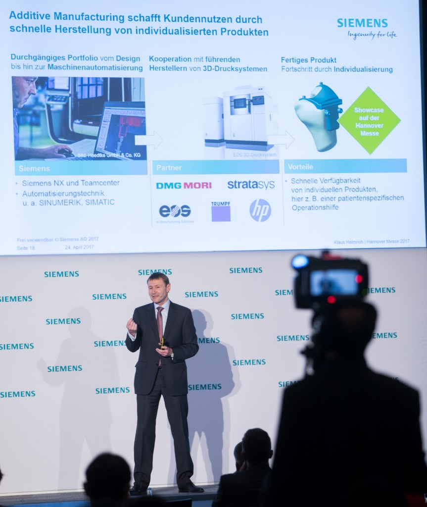 Siemens offers the digital twin across the entire value chain