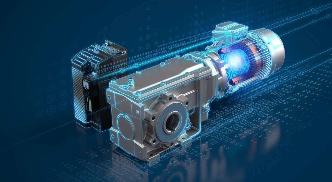 Key Visual SIMOGEAR Reluktanzgetriebemotor