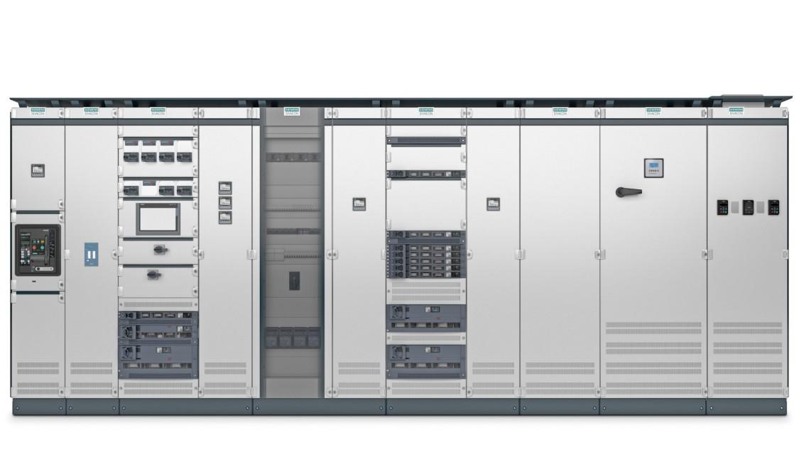 Niederspannungs-Schaltanlagen SIVACON S8