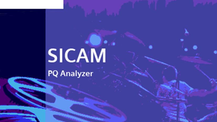 Netzqualitätsanalyse - SICAM PQ Analyzer