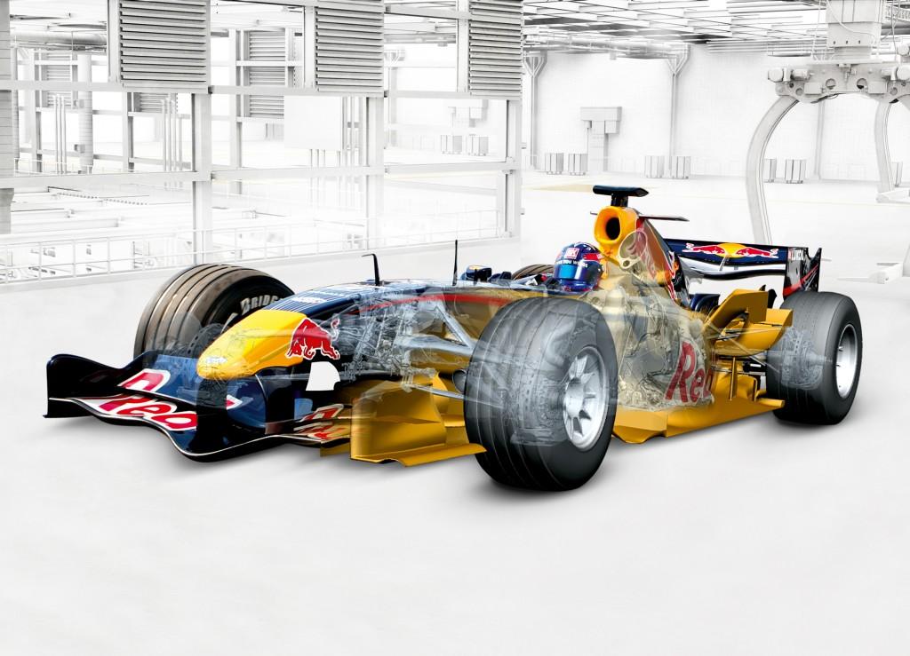 Siemens verleiht Red Bull Racing Flügel