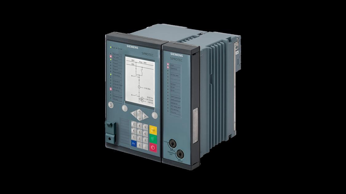 Leitungsdifferentialschutz – SIPROTEC 7SD86