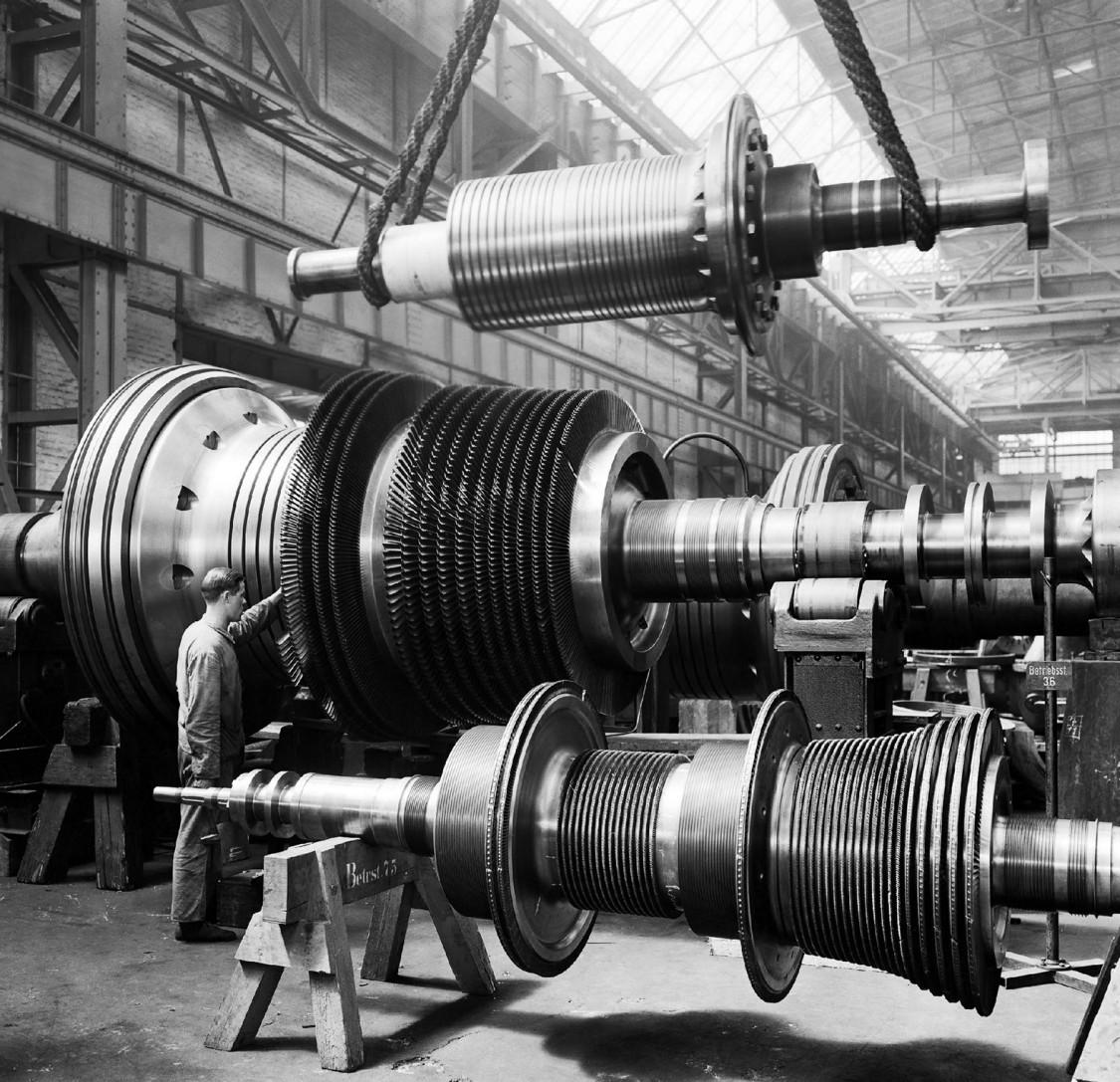 Mülheimer Werk, 1934