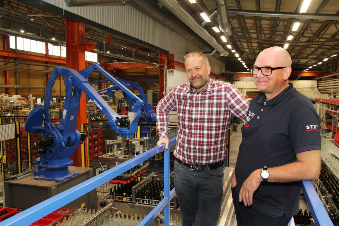 Smart teknik från Siemens hjälper Spendrups förverkliga hållbar vision