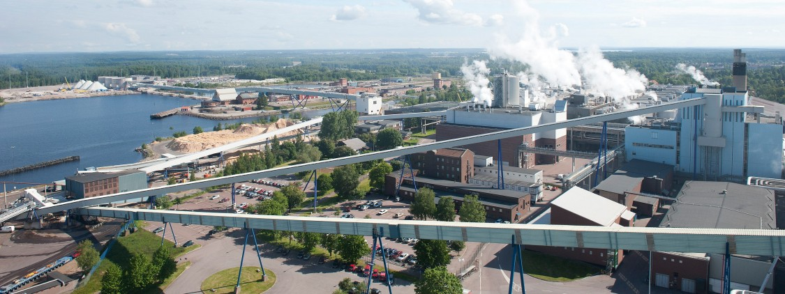 Stora Enso, Skoghall Mill
