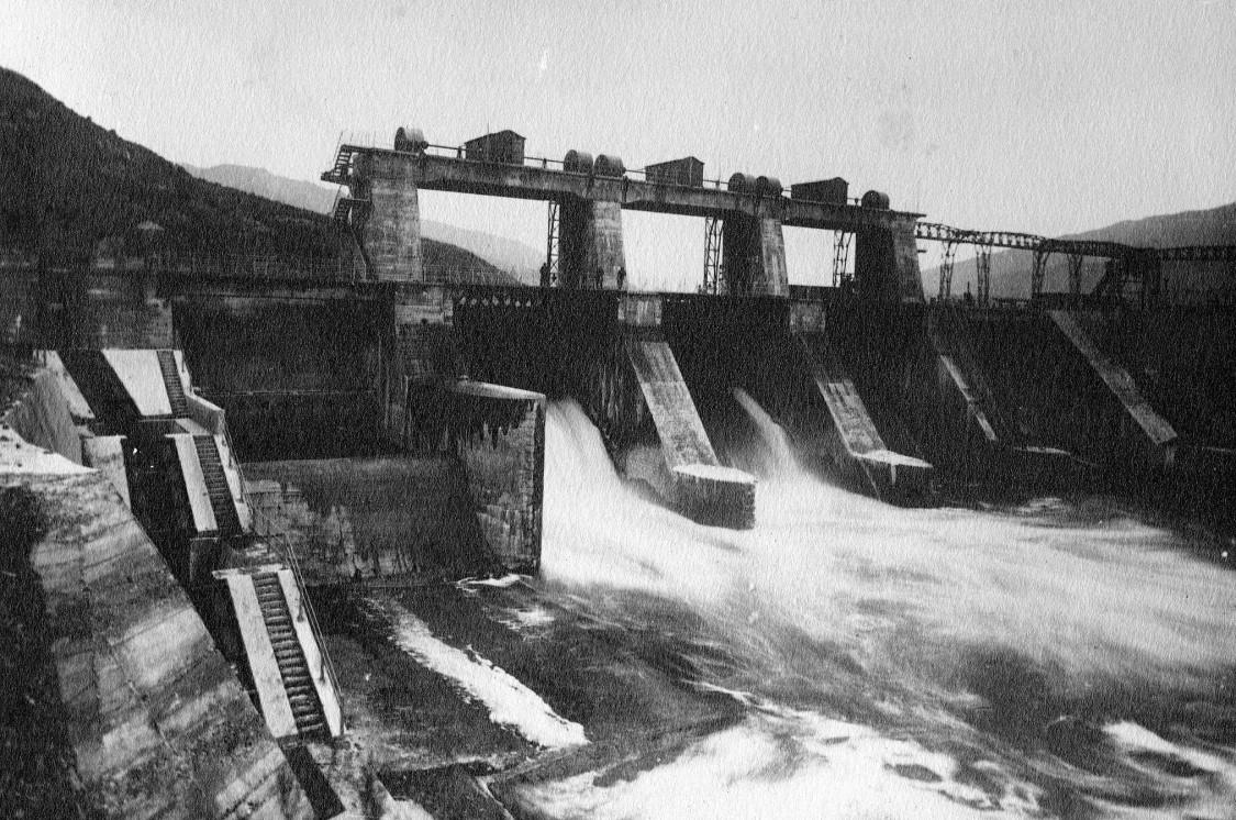 ГЭС на реке Кура