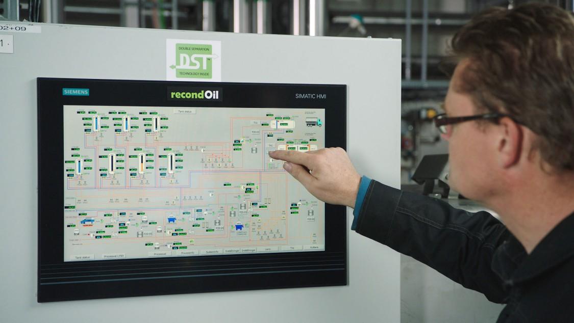 Prozessinstrumentierung und Steuerungen von Siemens,