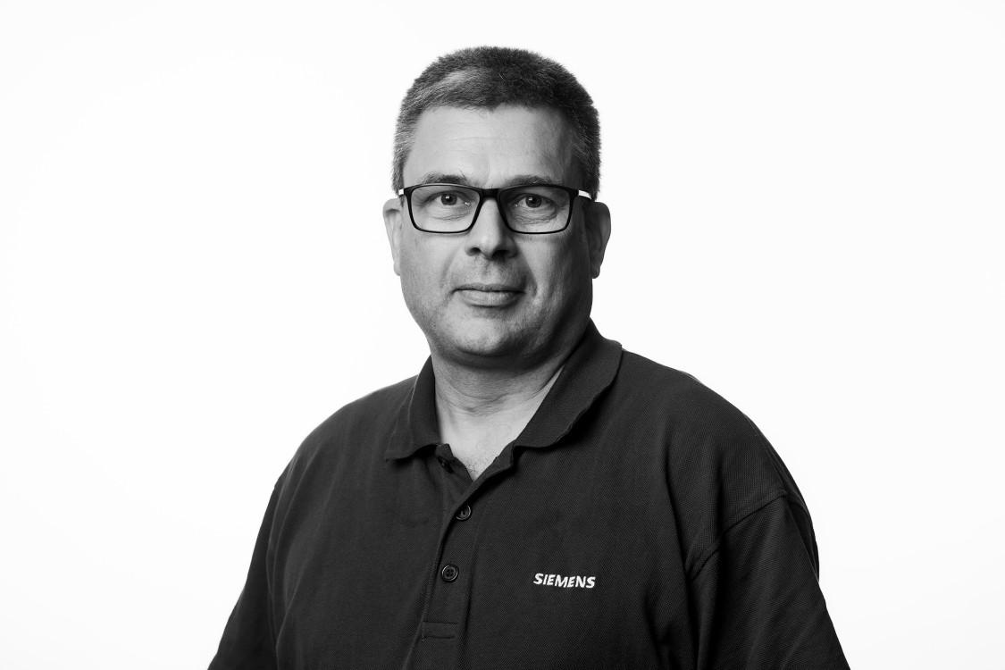 Erik Madsen, Automation Systems Architect hos Siemens.