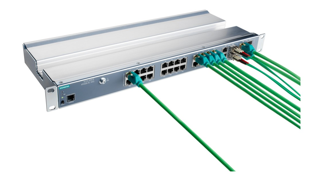 Промислові Ethernet комутатори SCALANCE XR-300WG
