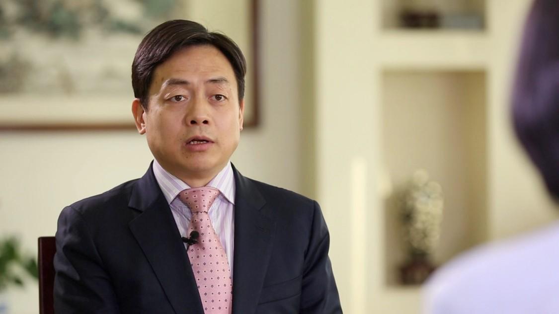 中国人民大学讲席教授 王义桅