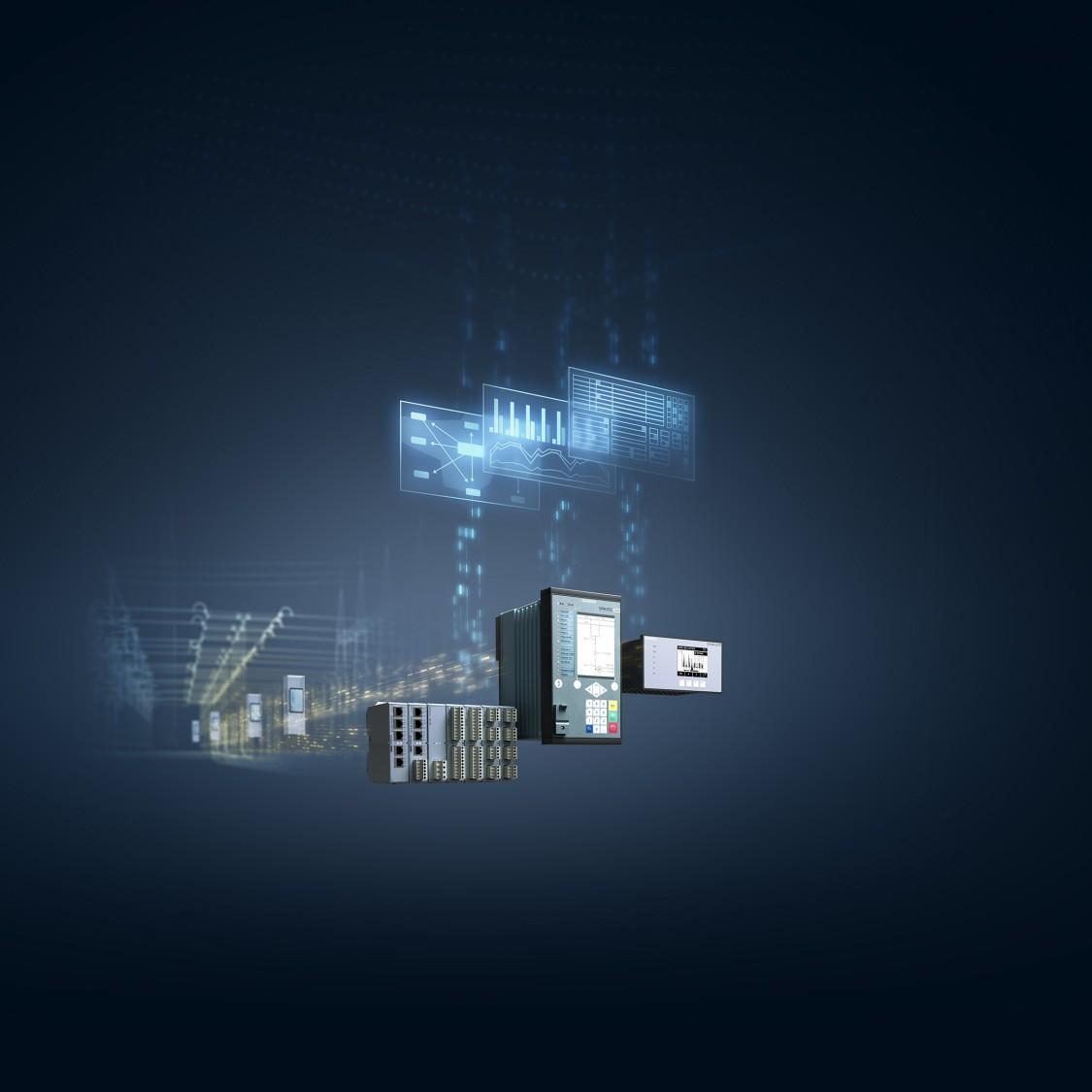 Energieautomatisierung für die Industrie