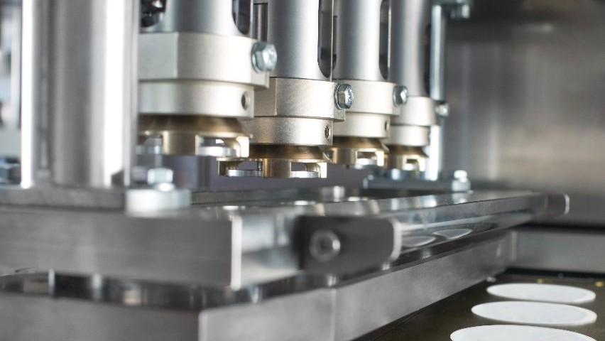 Компактне і гнучке виробництво кавових капсул