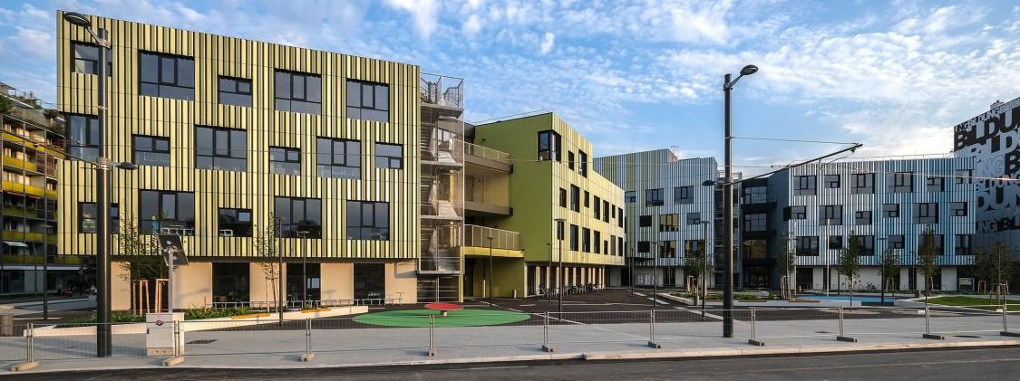 Bildungs-Campusse Wien