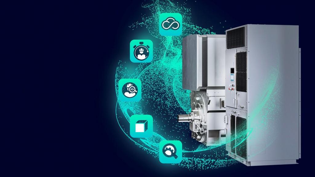 Siemens LDA SIDRIVE IQ Portfolio Overview
